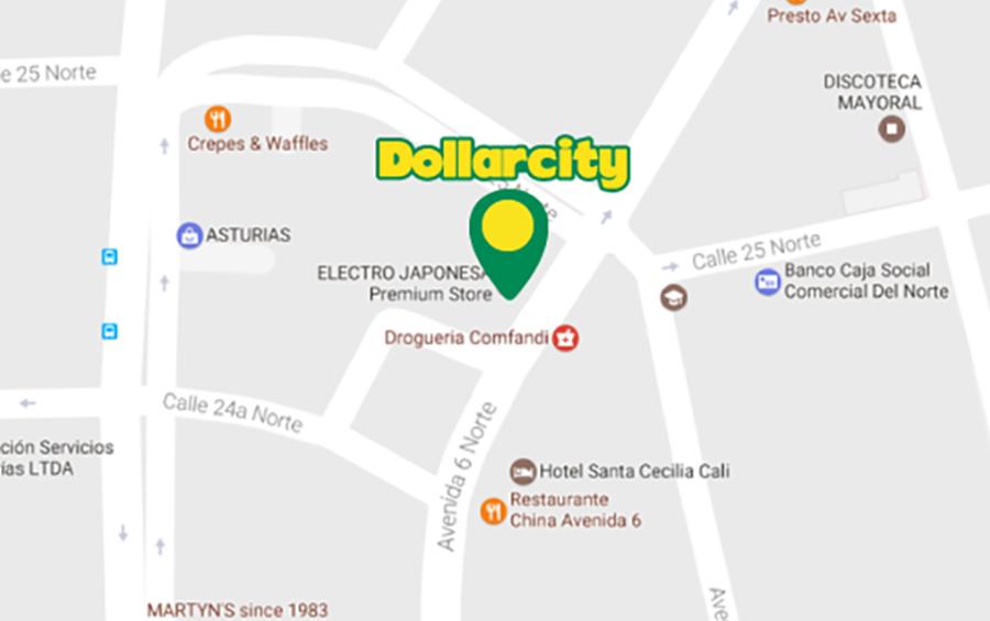 Dollarcity Santa Mónica