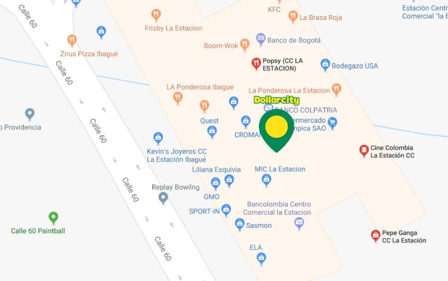 Direcciones a Calle de Colombia 6 (Madrid) en transporte público